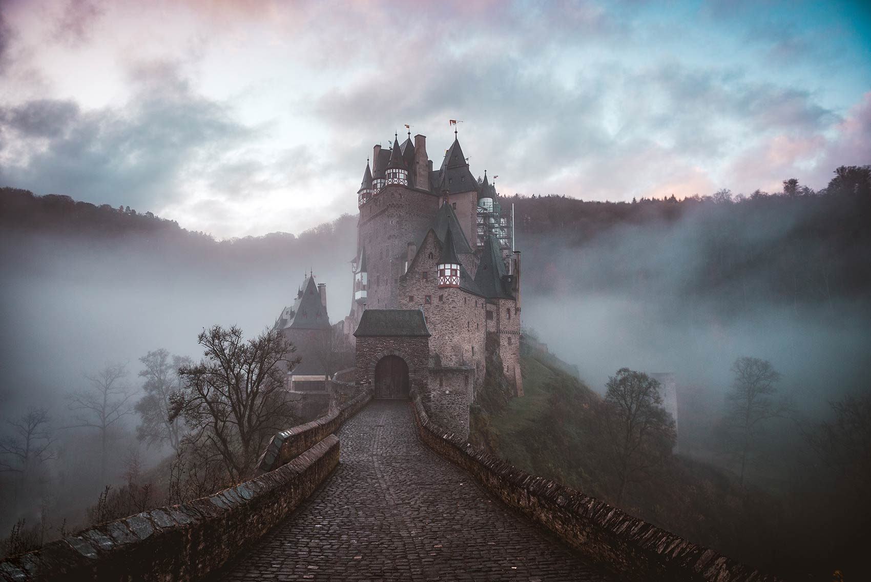 2. European Castles